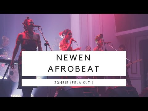 Escena Viva: Newen Afrobeat - Zombie Fela Kuti