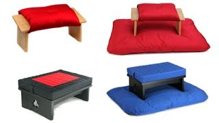 Meditation Benches From Samadhi Cushions