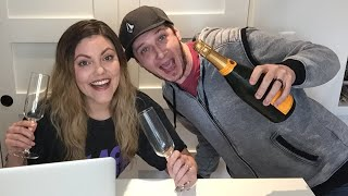 LIVE!! From Our New House