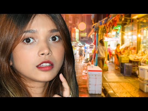 Can I find Burmese food in Bangkok?