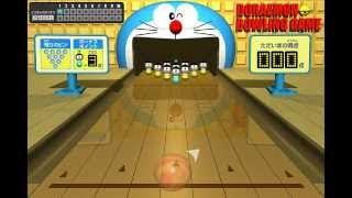 Chơi bowling Doremon y8.com (DORAEMON BOWLING GAME)
