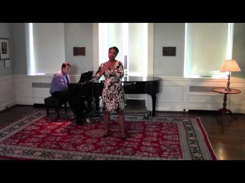 Meroë  Adeeb, Soprano: È strano…Ah! fors' è lui...Sempre libera -La Traviata