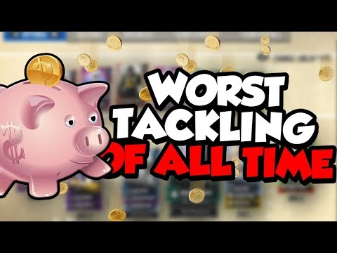 Madden 18 Ultimate Team :: WORST Tackling of ALL TIME :: Budget Squad