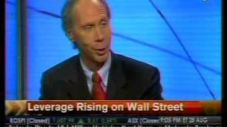 Leverage Rises On Wall Street - Bloomberg
