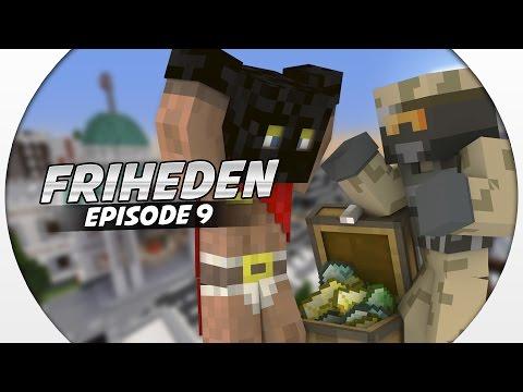 Dansk Minecraft :: Friheden: AFSLØRET AF ZAGI #9