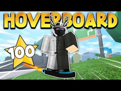 *MAX RANK* SEASON 2 *NEW* HOVERBOARD RACING! (ROBLOX MAD CITY)