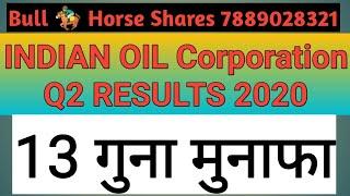 IOC Q2 Result | Indian oil Q2 Result | Indian oil corporation Q2 Result | IOC share target  Ioc news