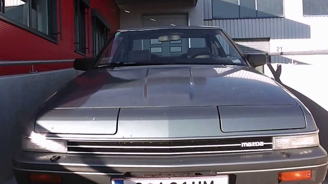 87 / 88 Mazda 626,2.2 Water pump issue - YouTube