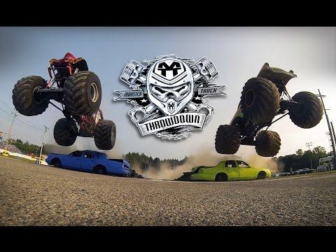 "Monster Truck Throwdown - ""Stars"" 2015 Music Video"