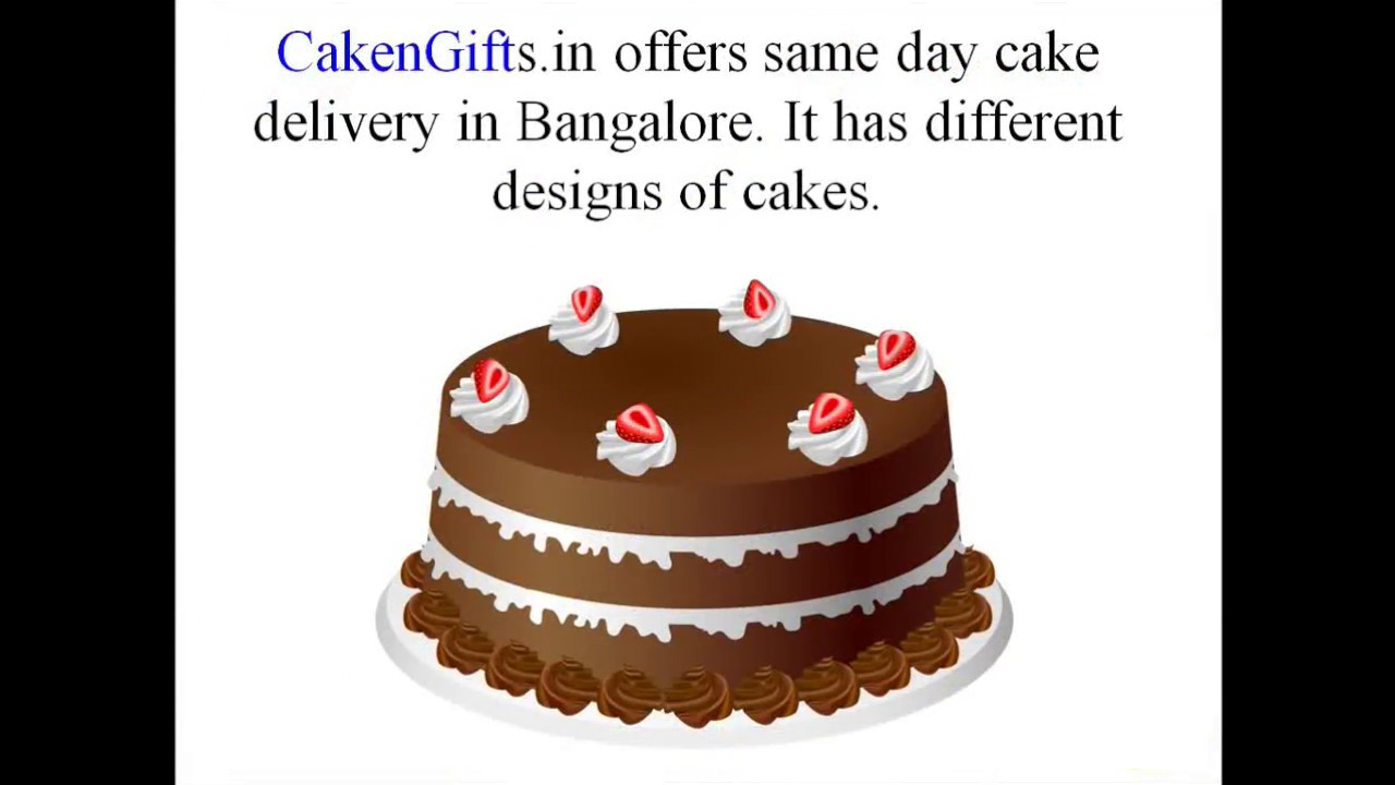 Best Cake Flowers Delivery In Local Areas Of Bangalore Youtube