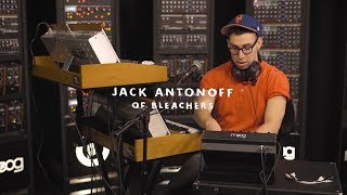 Video Jack Antonoff   All My Heroes   Moog Sound Lab download MP3, 3GP, MP4, WEBM, AVI, FLV Desember 2017