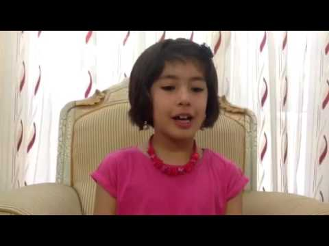 Azya first video