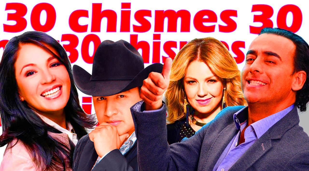 Popticular chismes de famosos entrevistas noticias 30 for Chismes y espectaculos recientes