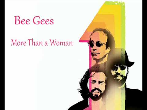 Bee Gees  More Than a Woman *HQ*