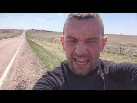 John Bradley in South Dakota!