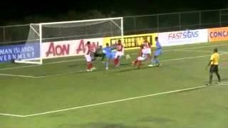 Puerto Rico 2-1 Martinica - Campeonato Sub-15 Concacaf