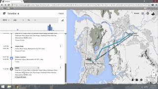 Google Maps Timeline - Your Timeline