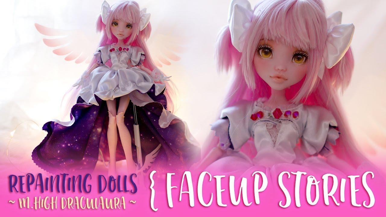 Repainting dolls ultimate madoka faceup stories ep 60