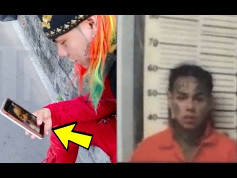 6ix9ine CHARGED for ordering hit on Tadeo AFTER Tmz video GOES VIRAL, Faces another 5 YEARS
