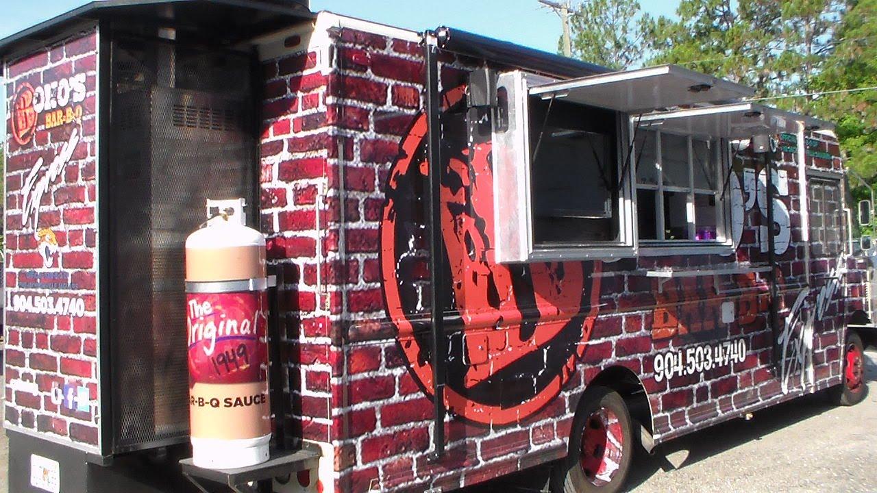 Bono S Bbq Food Truck Youtube
