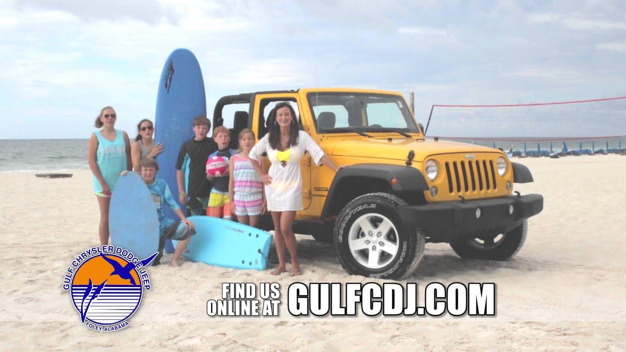Gulf chrysler jeep