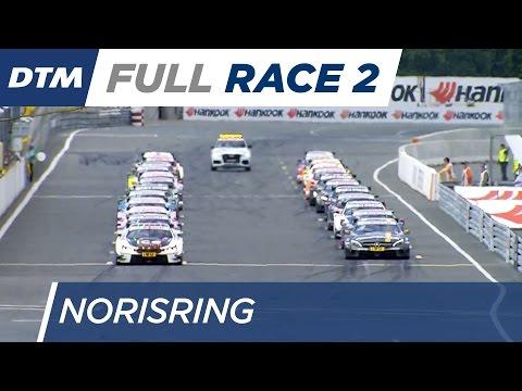 DTM Norisring 2016 - Full Race 2 - Re-Live (English)