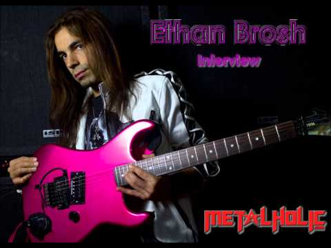 Interview with Ethan Brosh, April 13, 2014