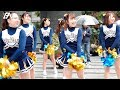 【白百合女子大学チアリーディング部】東京マラソン2019 沿道応援イベント vol.1 - c…