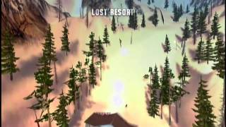 Let's Play Transworld Snowboarding Part 2: Karelian and Lost Resort