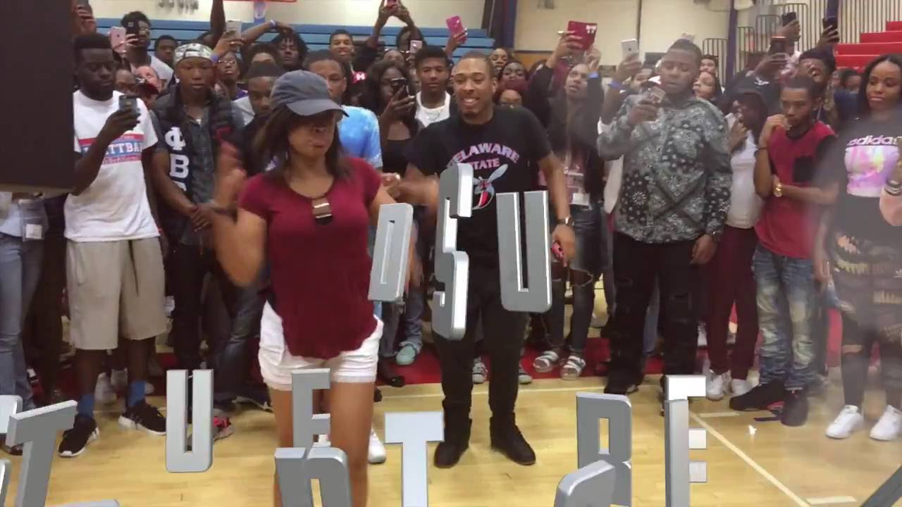 Delaware State University NSO Part 93