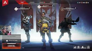 HD, Dakotaz, King Richard Squad, 19 Squad Kills - Apex Legends