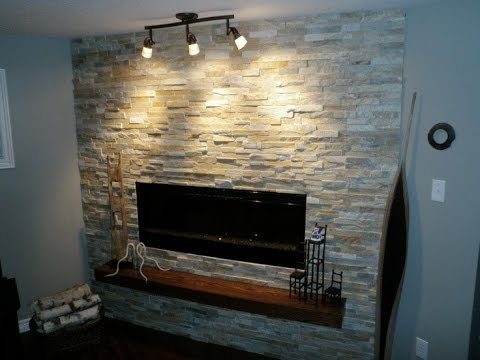 electric fireplace mantels only youtube rh youtube com Stone Electric Fireplaces with Mantels Electric Fireplace Surround