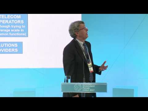 Dr. Raúl Katz International en el IV International Invest Forum Chile 2017