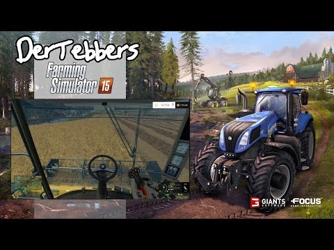 Farming Simulator 15 - Pennsylvania Life - 015 - Cows, Wheat, and Greens