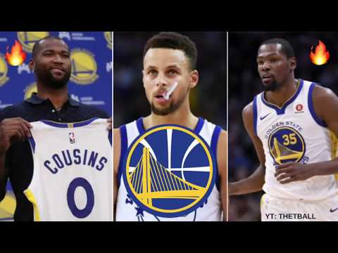 04f9b4624c1c Previewing the Golden State Warriors 2018-19 NBA Season   Predictions