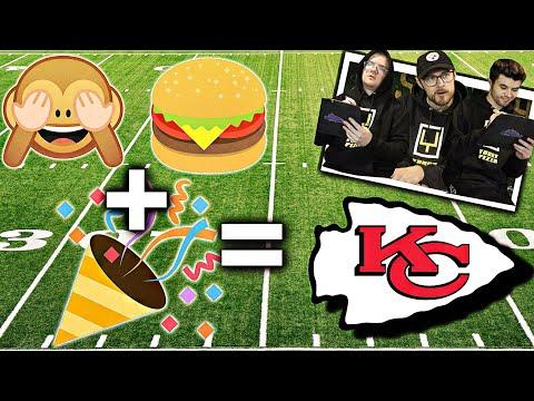 100% of People Fail This NFL Emoji Quiz!!!