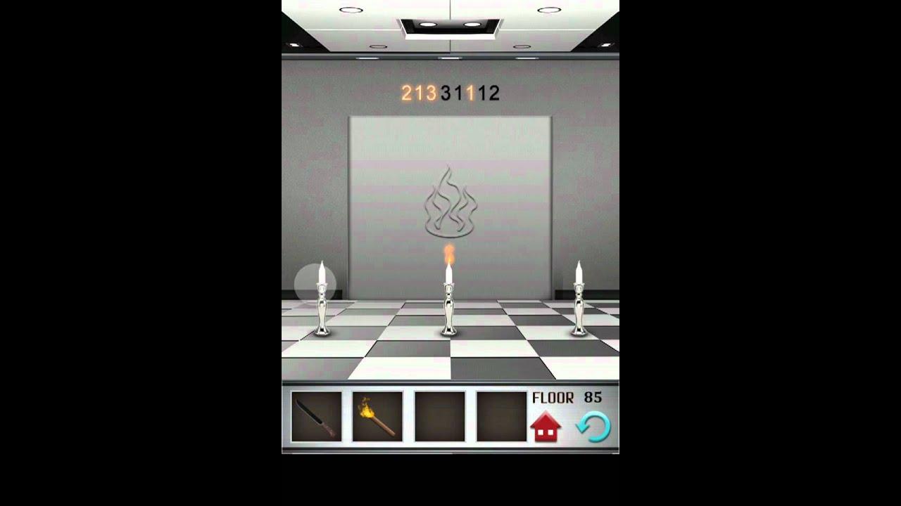 100 Floors Level 85 Solution Youtube