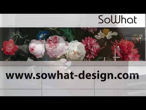 Smart Design Keukens : Sowhat design keuken achterwanden youtube