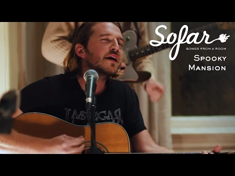 Spooky Mansion - Cold Clock | Sofar San Francisco