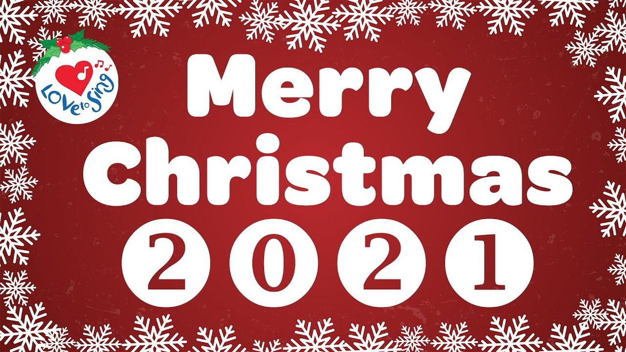 Merry Christmas Songs 2021