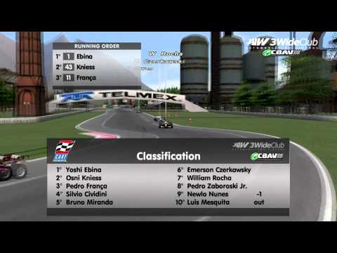 2° Fórmula CART T3 2013   Fundidora Park