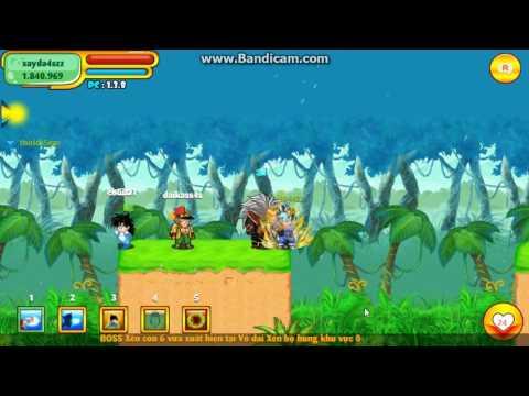 Ngọc Rồng Online || Cướp Ngọc Rồng Đen Cùng Ae || By 7667661