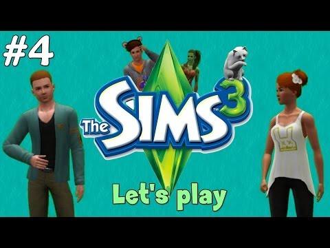 Давай играть Симс 3 Суперсемейка МакАдам #4 Малютка Эмми