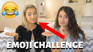 THE EMOJI CHALLENGE | Manuella