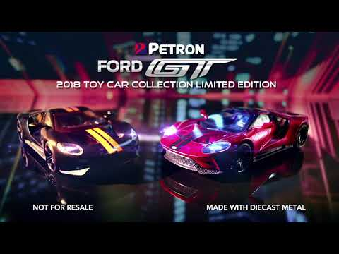 Petron Ford GT Promo 2018