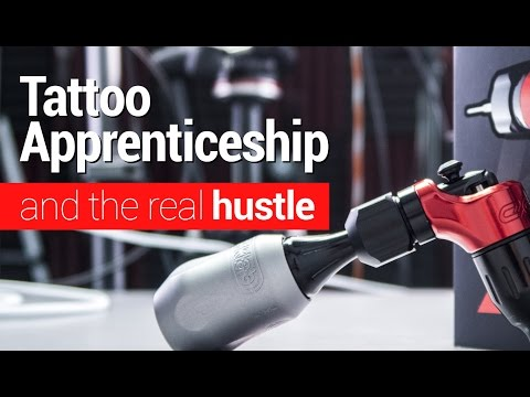 Tattoo Apprenticeship and the truth of the hustle.