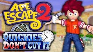 Ape Escape 2 Review - Quickies Don't Cut It