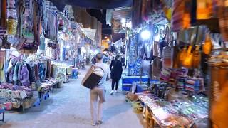 Night market Marrakesh