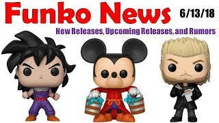 Funko News - June 13, 2018