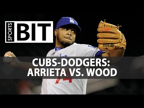 Chicago Cubs at Los Angeles Dodgers | Sports BIT | MLB Picks